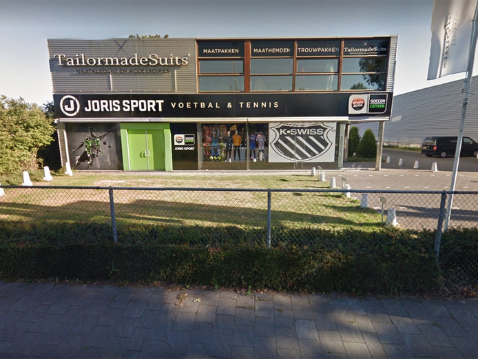 Joris Sport in Tilburg.