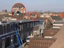 Commotie in Deventer door dakklimmer: 'Hij lijkt mij geen springer'