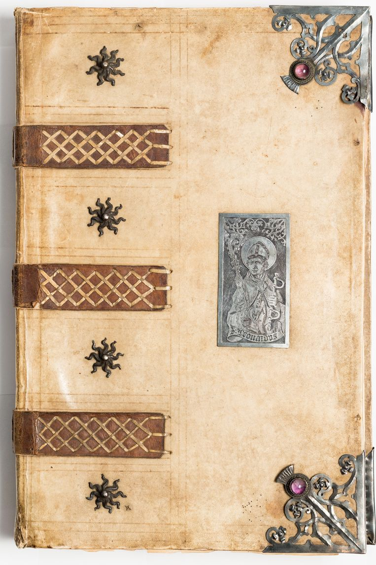 Zo ziet het boek eruit.