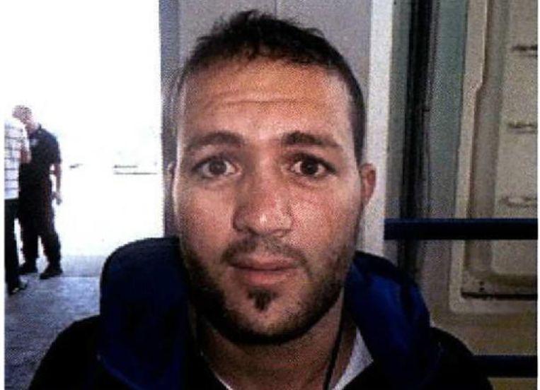 De Algerijn Adel Haddadi wordt ervan verdacht IS-militant te zijn.