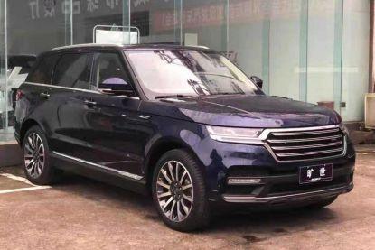 Deze Chinese 'Range Rover' is 90 procent goedkoper dan een echte