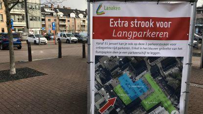 Zone onbeperkt parkeren uitgebreid