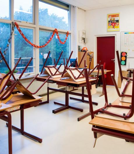 Al honderden scholen doen mee met de staking