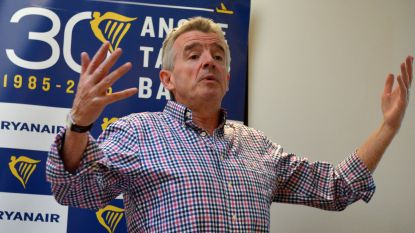 Ryanair-baas O'Leary noemt UGent-prof 'dubieus'