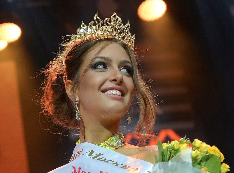 Oksana Voevodina.