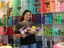 Op zoek naar wol van een babykameel? Je vindt het hier