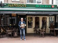 Nijmeegs café Samson per direct gesloten wegens corona-fout: 'Gasten stonden veel te dicht bij elkaar'