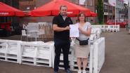 Uitbaatster Foyer De Wiek start petitie voor behoud terras