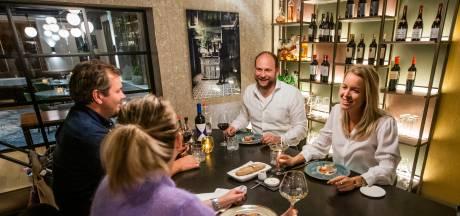 Laatste avondmaal op kliekjesdag: dineren in eigen restaurant