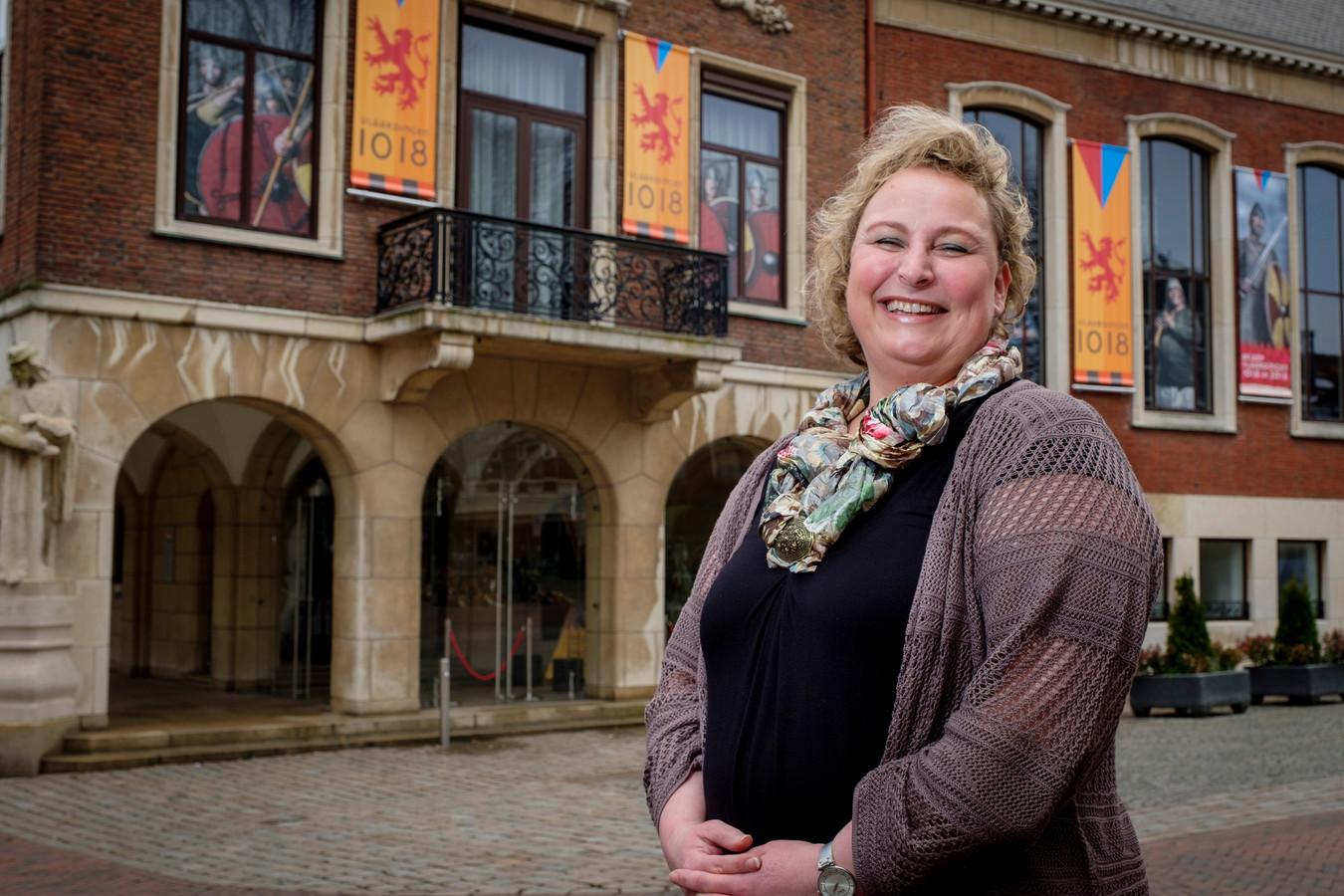 Karin de Roos.