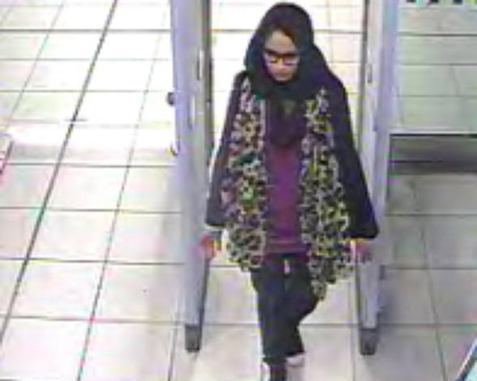 De Engelse jihadbruid Shamima Begum