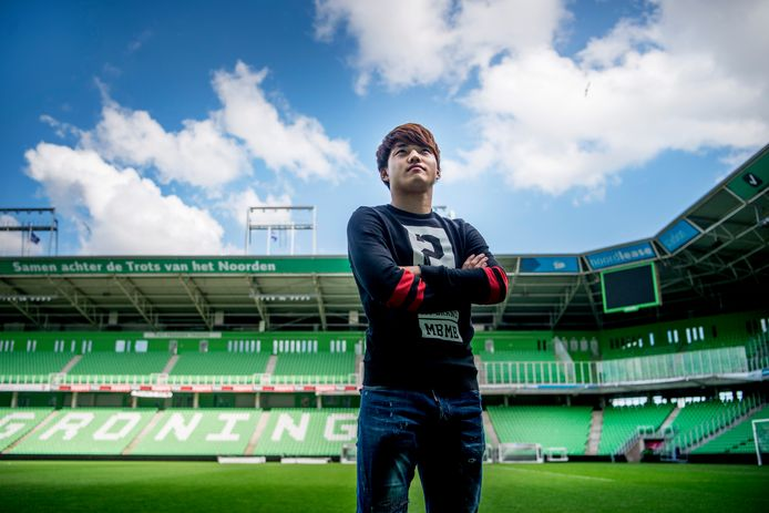 Groningen nam publiekslieveling Ritsu Doan definitief over van Gamba Osaka.