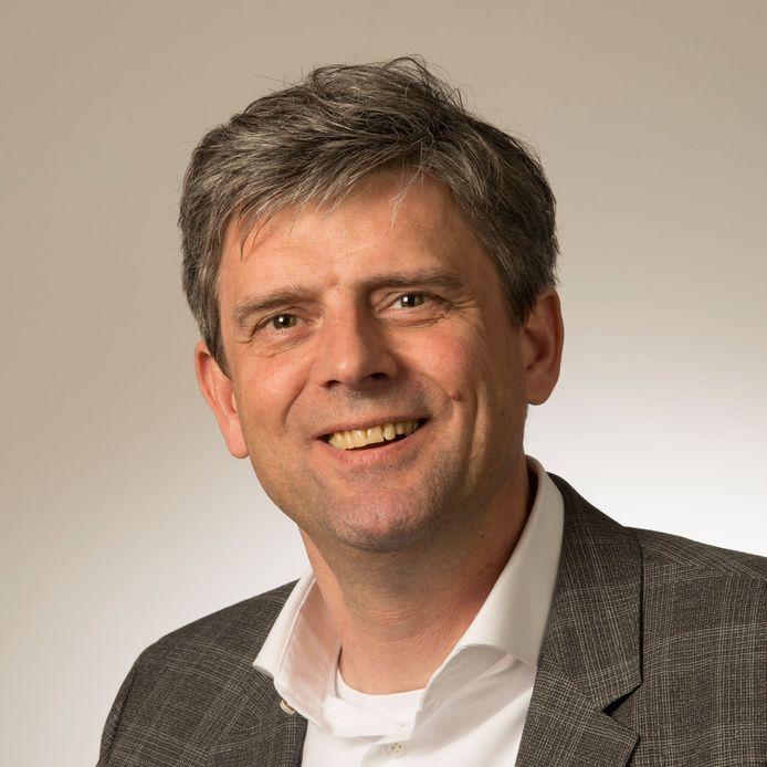 Wethouder Roeland van der Zee: onder vuur na slecht gevallen opmerking op buurtvergadering in Elderveld.