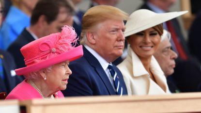 Trump woont herdenking D-Day bij aan Engelse kust