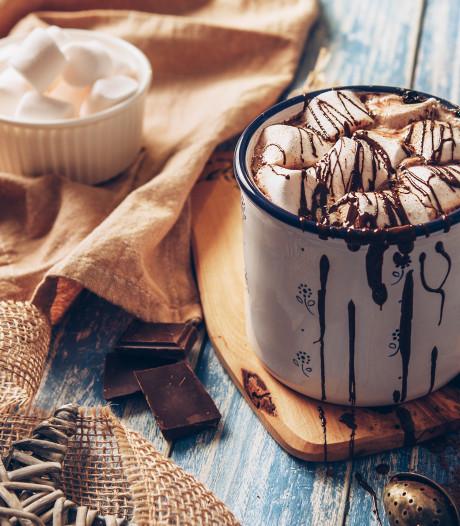 Warme chocolademelk, maar dan anders