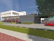 Nieuwe brandweerkazerne in Waalwijk kost ruim 6,6 miljoen euro