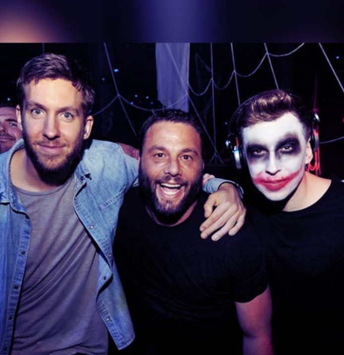 Joker Face Hardwell