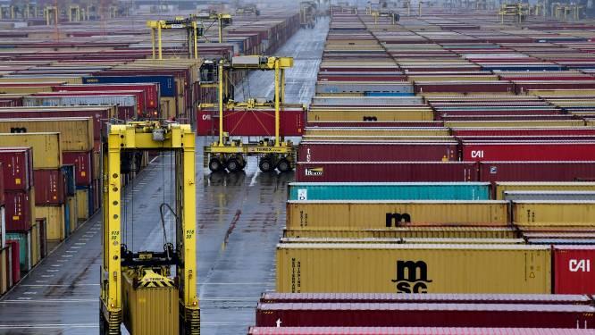 Bijna helft Antwerpse coke, zo'n 27 ton, gevat op één terminal