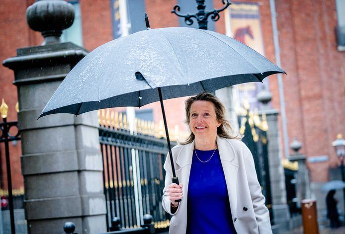 Minister Kajsa Ollongren van Binnenlandse Zaken (D66).