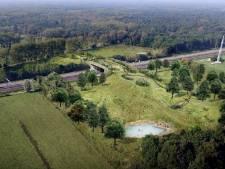 Edelhert wandelt straks boven sprinters en intercity tussen Boxtel en Best: ProRail geeft startsein voor natuurbrug