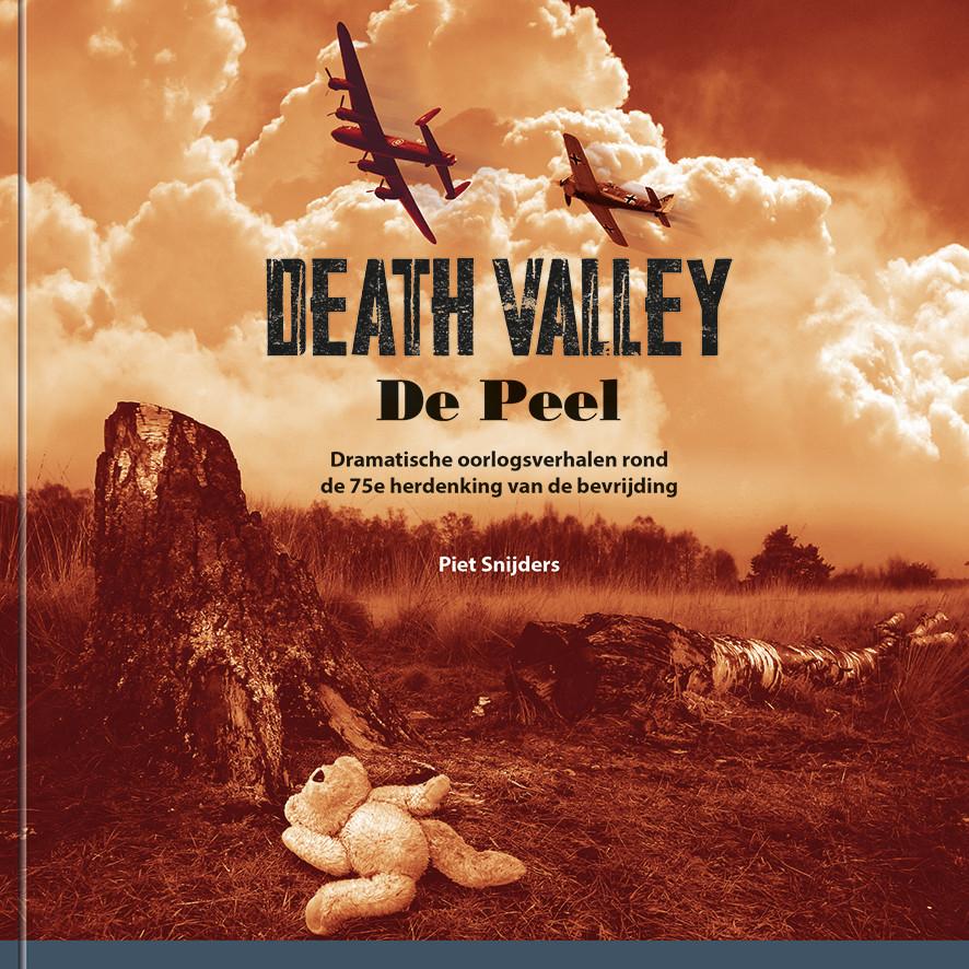Het boek Death Valley, De Peel.