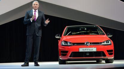 """""""Volkswagen ontslaat topbestuurder"""""""