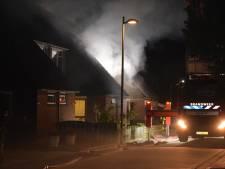 Vrouw stak huis in brand terwijl ze wist dat 58-jarige binnen was: twaalf jaar cel voor fatale brandstichting