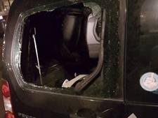 Honderden euro's schade na brutale autokraak in Hengelo