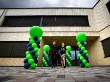 Brugklassers zien als eerste het nieuwe Strabrecht College in Geldrop