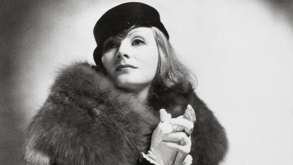 """Geveilde brieven werpen ander licht op eenzame Greta Garbo: """"Het is moeilijk om alleen te zijn, maar soms is het nog moeilijker om bij iemand te zijn"""""""
