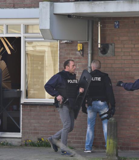 Valse melding schietpartij in Schiedam: melder aangehouden