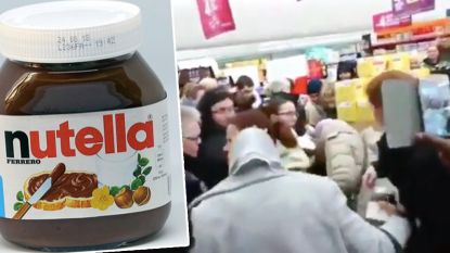 Na de Nutella-rellen leidt nu promotieactie voor Pampers tot gevechten in de supermarkt