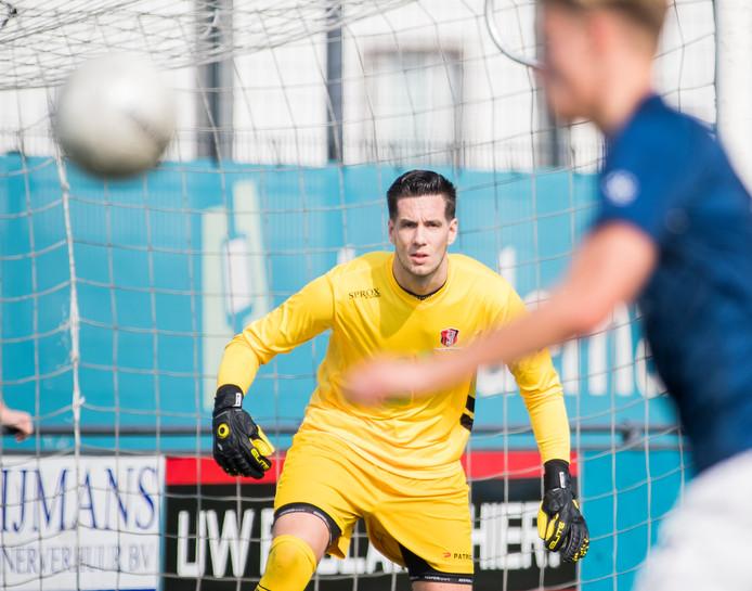 Bart Tinus is één van de vele spelers die na dit seizoen vertrekt bij OJC Rosmalen. Dat betekent niet dat doelman niet langer gemotiveerd is, want hij wil zijn periode goed afsluiten.