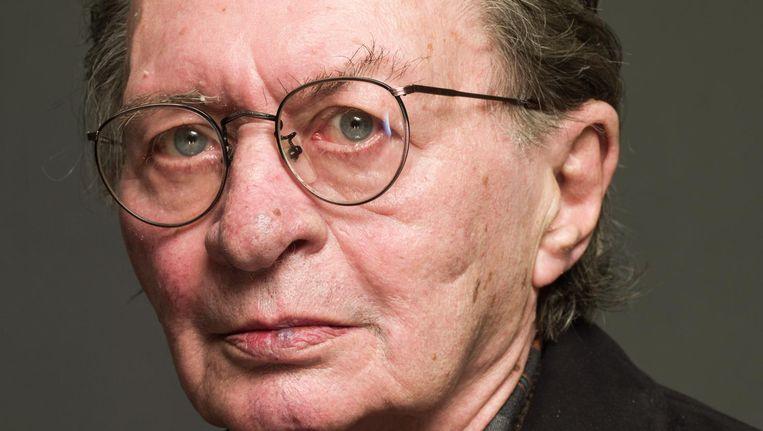 Schrijfster Mirjam van Hengel: 'Alles heeft twee kanten bij Remco Campert.' Beeld Koos Breukel