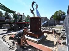 Titus Brandsma waakt in Boxmeer over zijn eigen plein