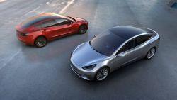 Beleggers belonen Tesla voor meerverkoop
