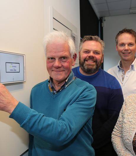 Slimme technologie zorgt voor meer warmte in zorg