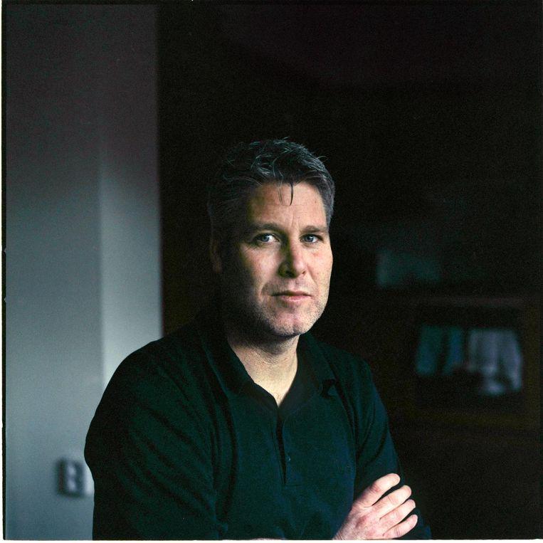 Afghanistan- veteraan en verpleegkundige Niels Veldhuizen. Beeld Irene O'callaghan