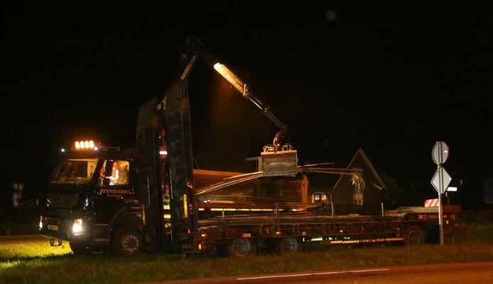 In Zuilichem werden deze week twee Rotterdammers aangehouden met gestolen rijplaten.