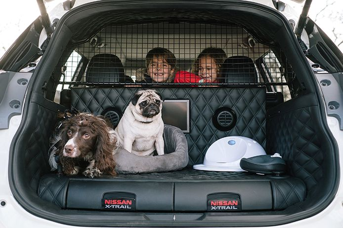 Nissan X-Trail 4Dogs Concept