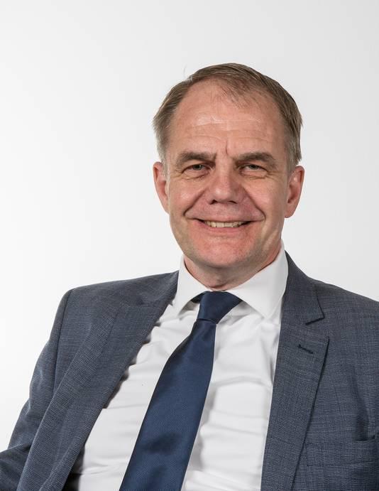 SGP-raadslid Aad Prins.