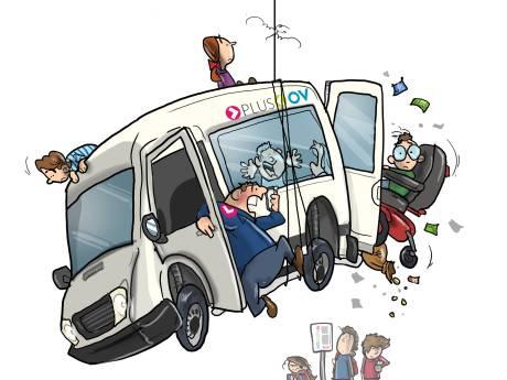 PlusOV: vollere busjes om kosten te besparen