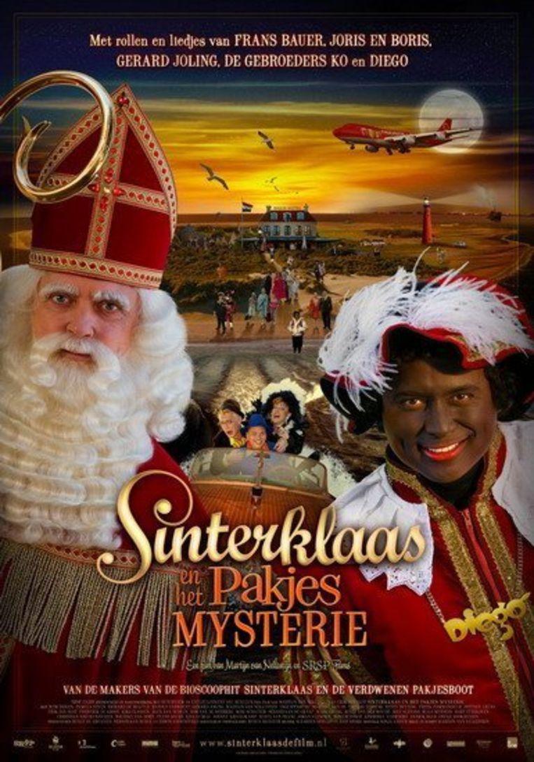 Sinterklaas En Het Pakjes Mysterie Het Parool