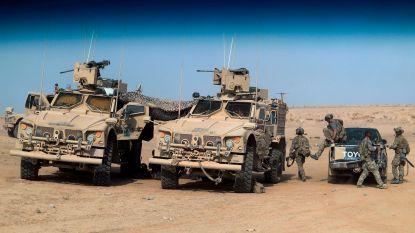 Turkije bestookt Koerden in Syrië, waardoor IS weer vrij spel krijgt
