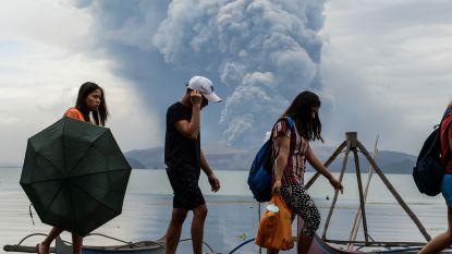 Apparatuur van Belgische wetenschappers waarschuwde voor vulkaanuitbarsting op Filipijnen