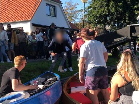 Expliciete nieuwe videobeelden: slachtoffer vechtpartij Giethoorn lijkt nu zelf grote aanstichter
