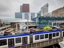 Metro rijdt komende week even niet langs Nootdorp