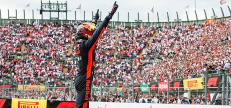 Max in Mexico: Twee keer de rapste en ruziën met 'kinderachtige' Vettel