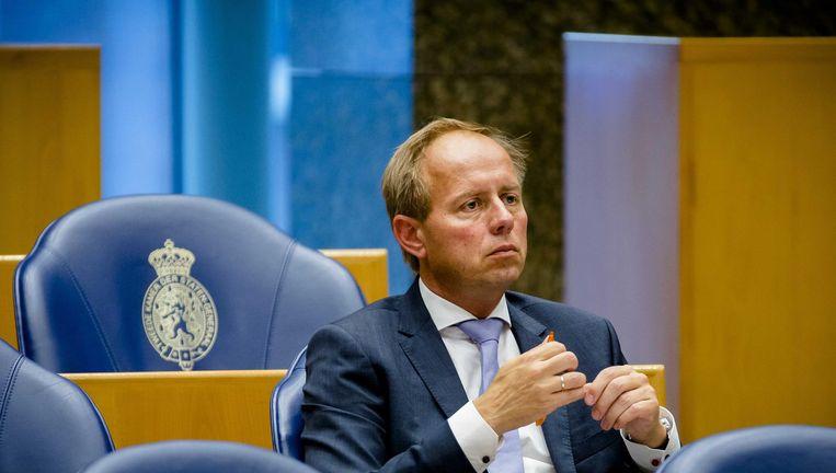SGP'er Van der Staaij. Beeld anp