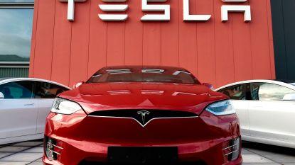 Tesla verrast met kwartaalwinst, aandeel schiet omhoog